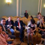 IX Петербургский молодежный Форум соотечественников «Русское зарубежье»