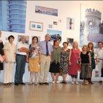 Активисты Русской общины Азербайджана в Центре современного искусства ЯРАТ